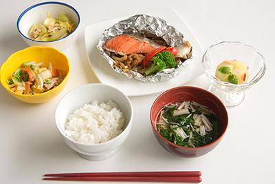 鮭のりんご味噌バルーン焼きセット